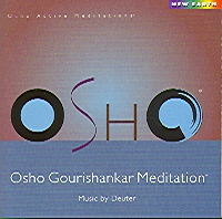 Osho Gourishankar Meditation - CD
