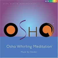 Osho Whirling Meditation - CD