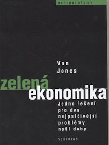 Jones Van: Zelená ekonomika